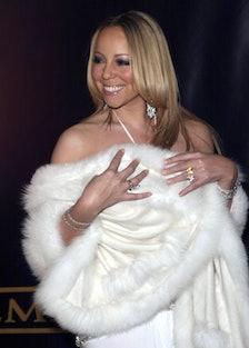 Mariah Carey - Album Launch & Birthday Party