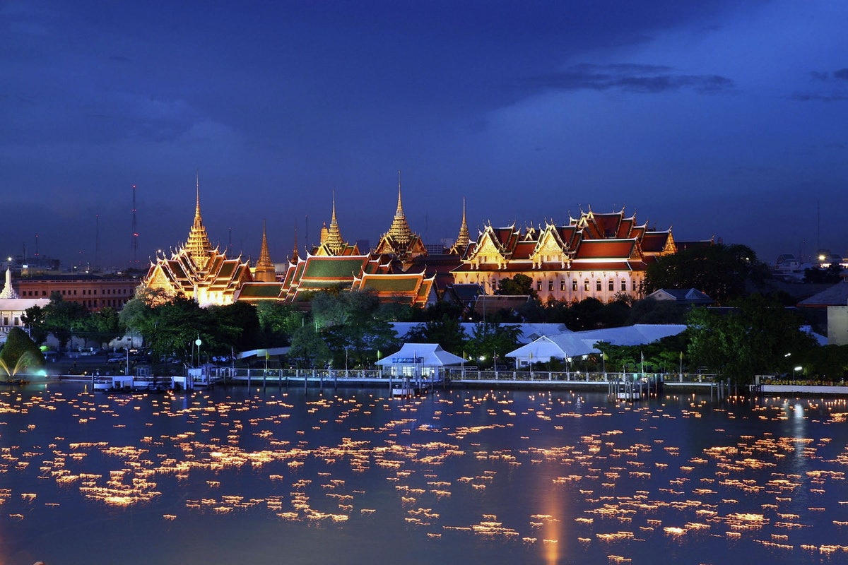 Thailand Celebrates King's 60th Anniversary