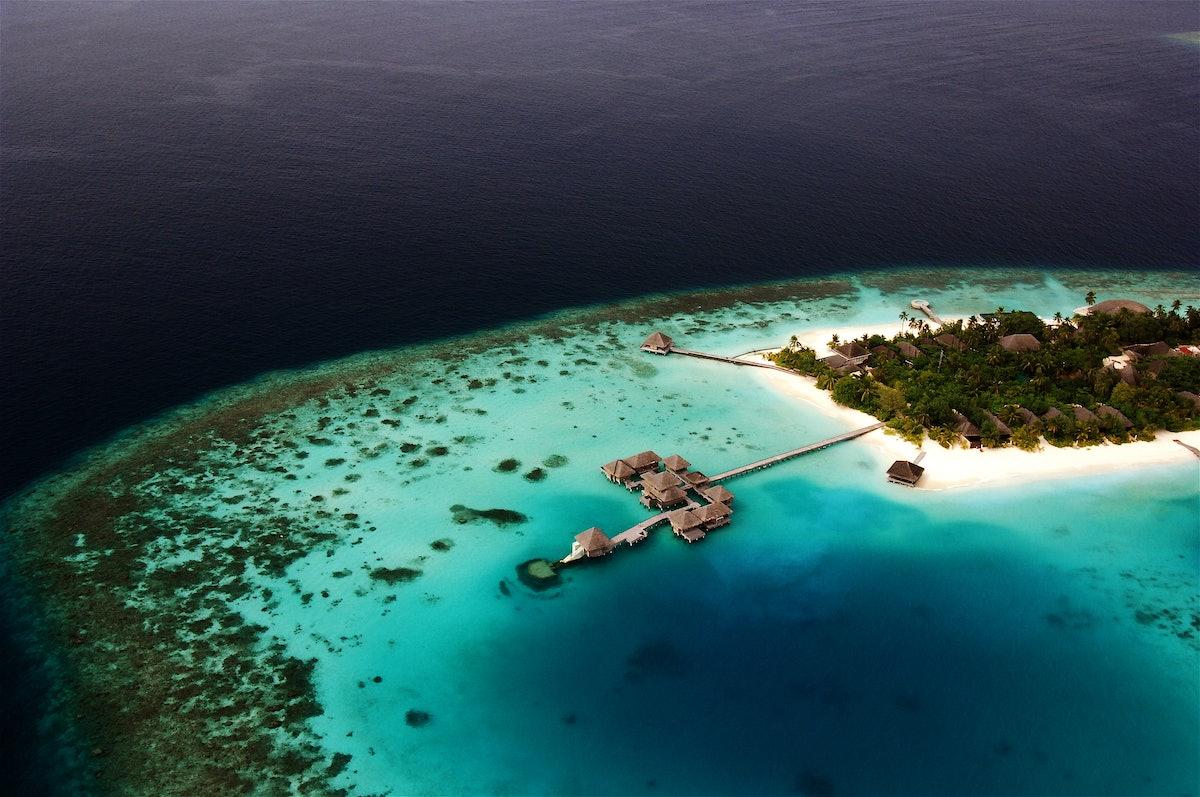 Hotel Huvafen Fushi Maldive Islands