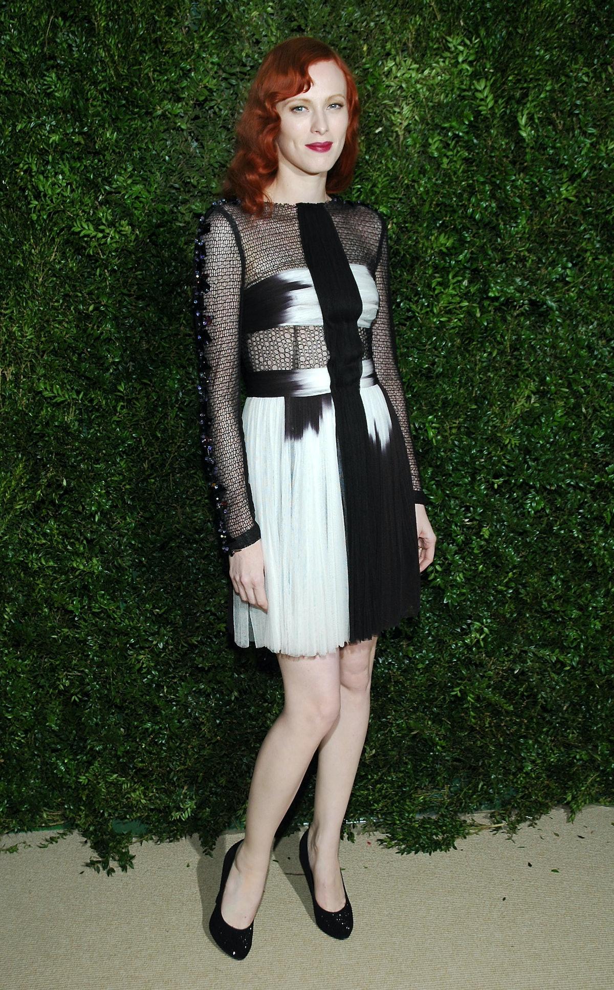 The CFDA/Vogue Fashion Fund Awards - Arrivals