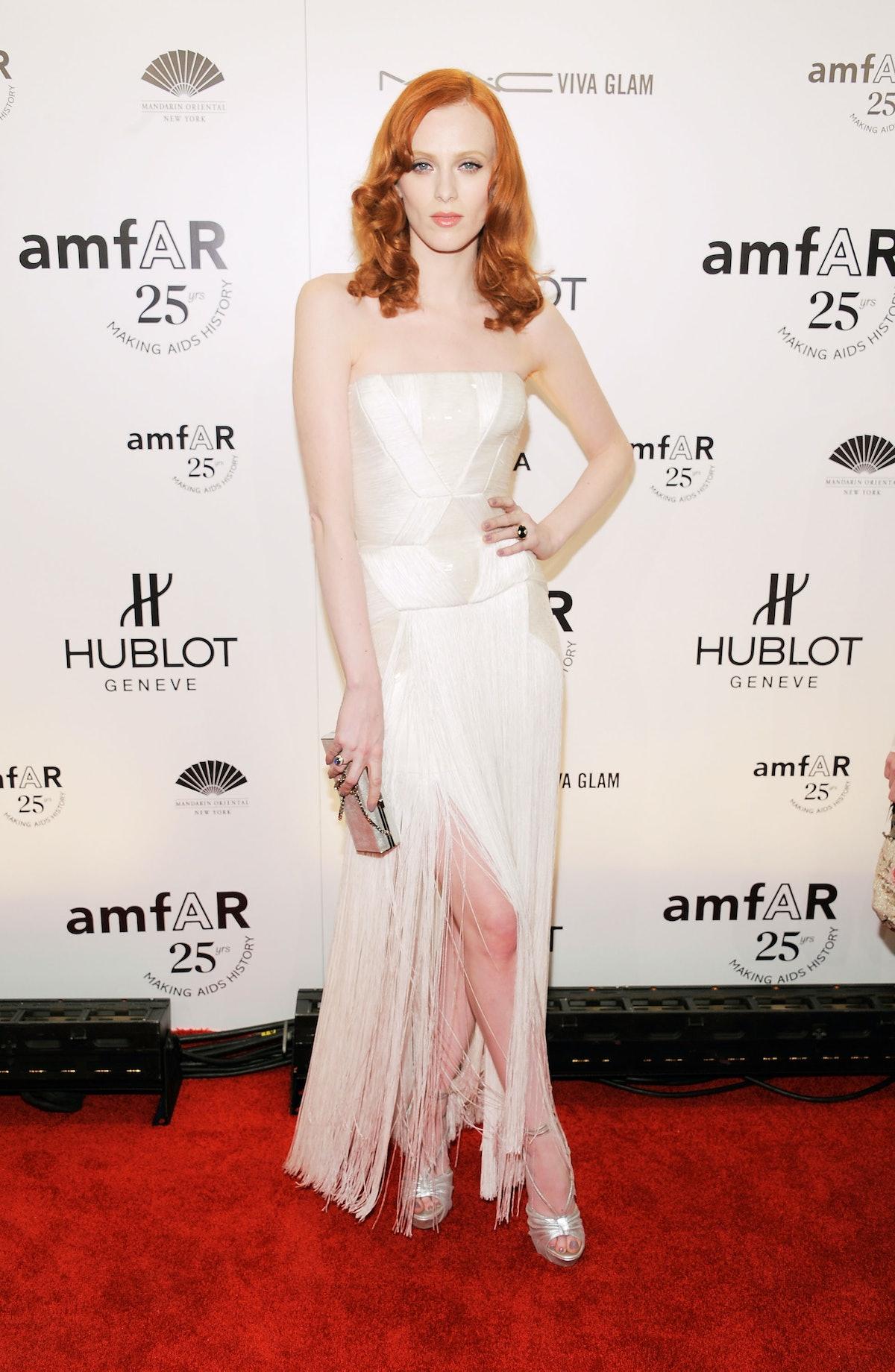 amfAR New York Gala To Kick Off Fall 2011 Fashion Week Presented By Hublot - Arrivals