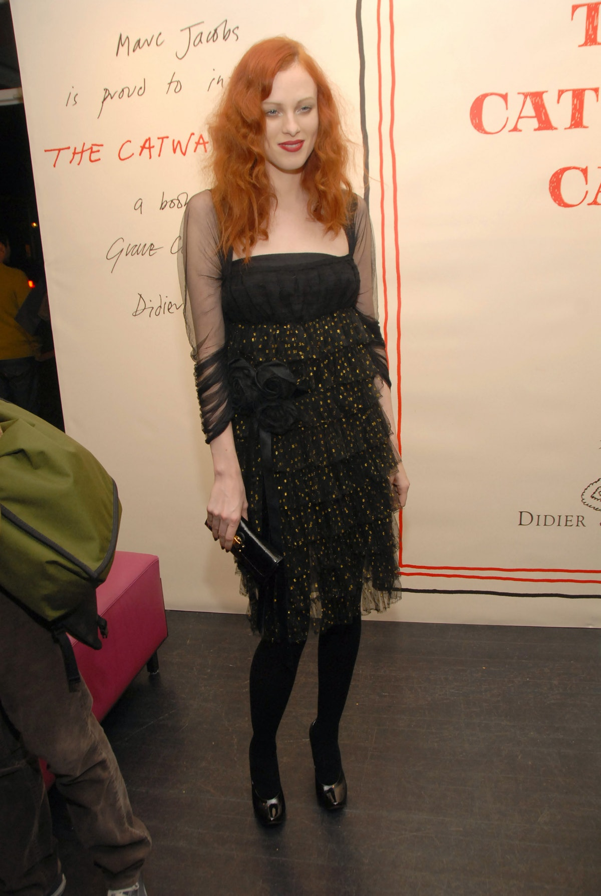 """Marc Jacobs and Robert Duffy Host Book Signing of """"The Catwalk Cats"""" by Grace Coddington"""