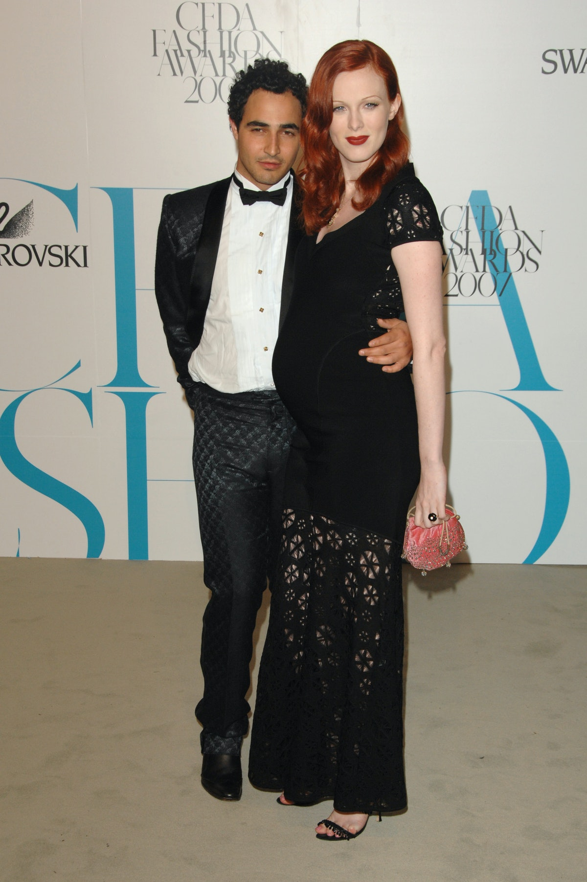 2007 CFDA Fashion Awards - Red Carpet