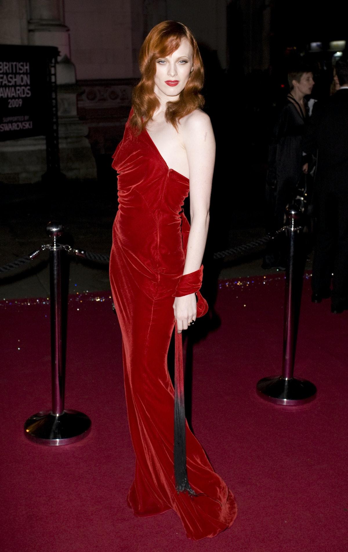 British Fashion Awards - London