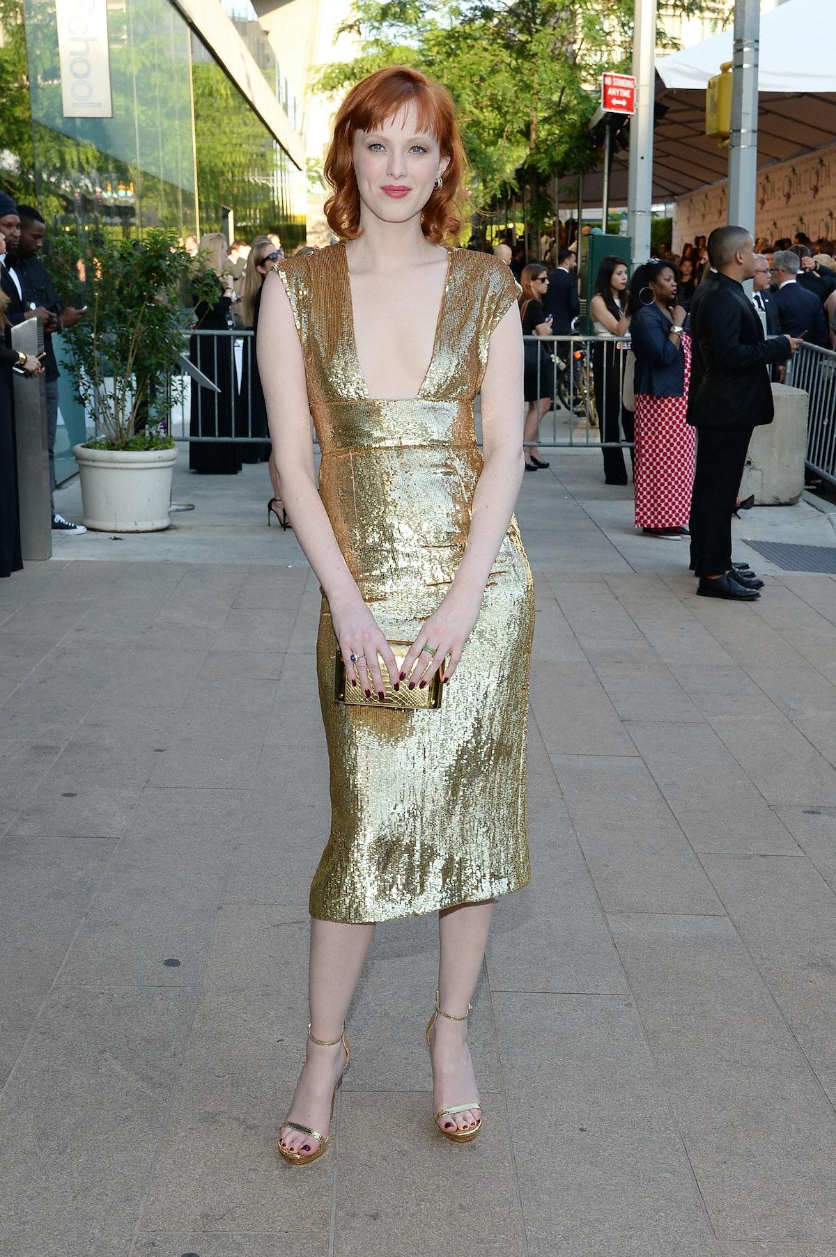 2014 CFDA Fashion Awards - Outside Arrivals