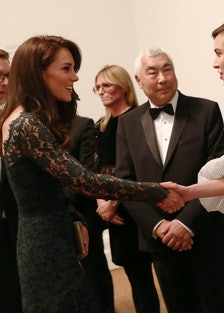 The Duchess Of Cambridge Attends The Portrait Gala 2017
