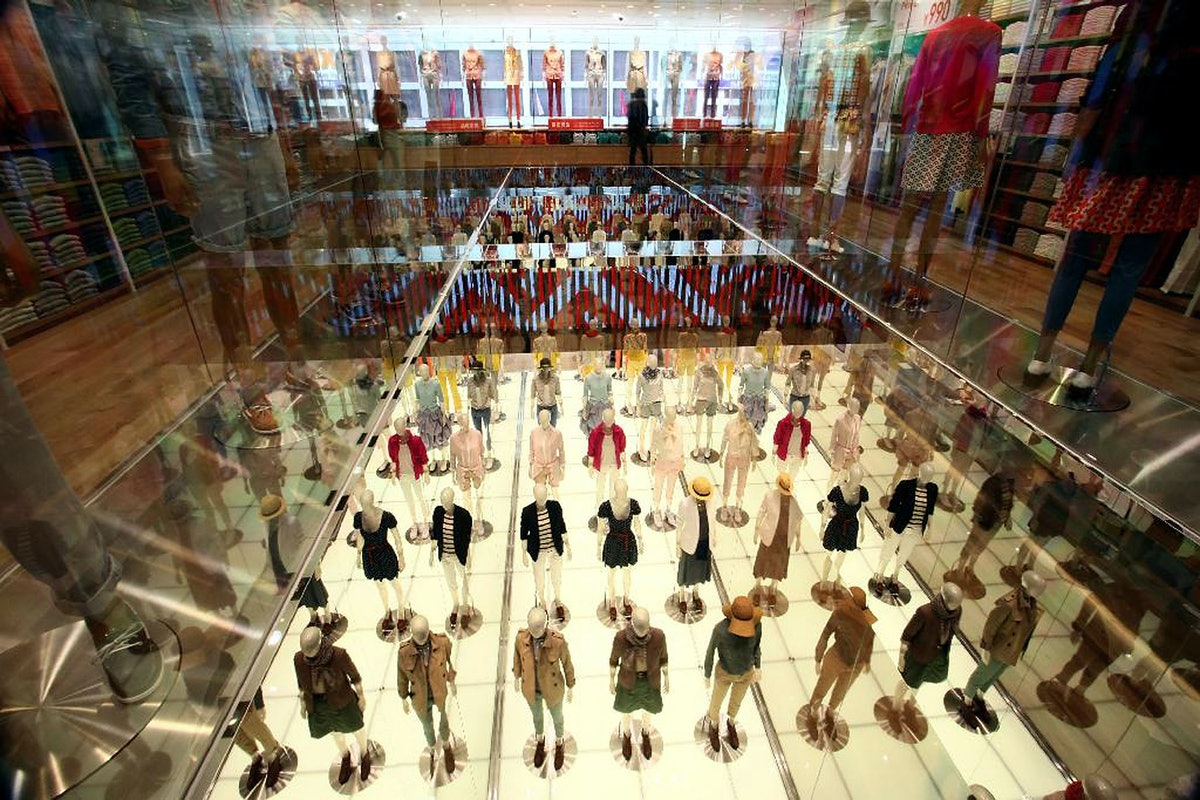 Uniqlo To Open Global Flagship Store In Ginza