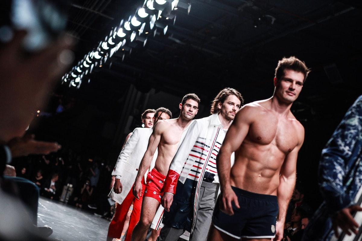Jeffrey Fashion Cares 2017 - Front Row & Runway