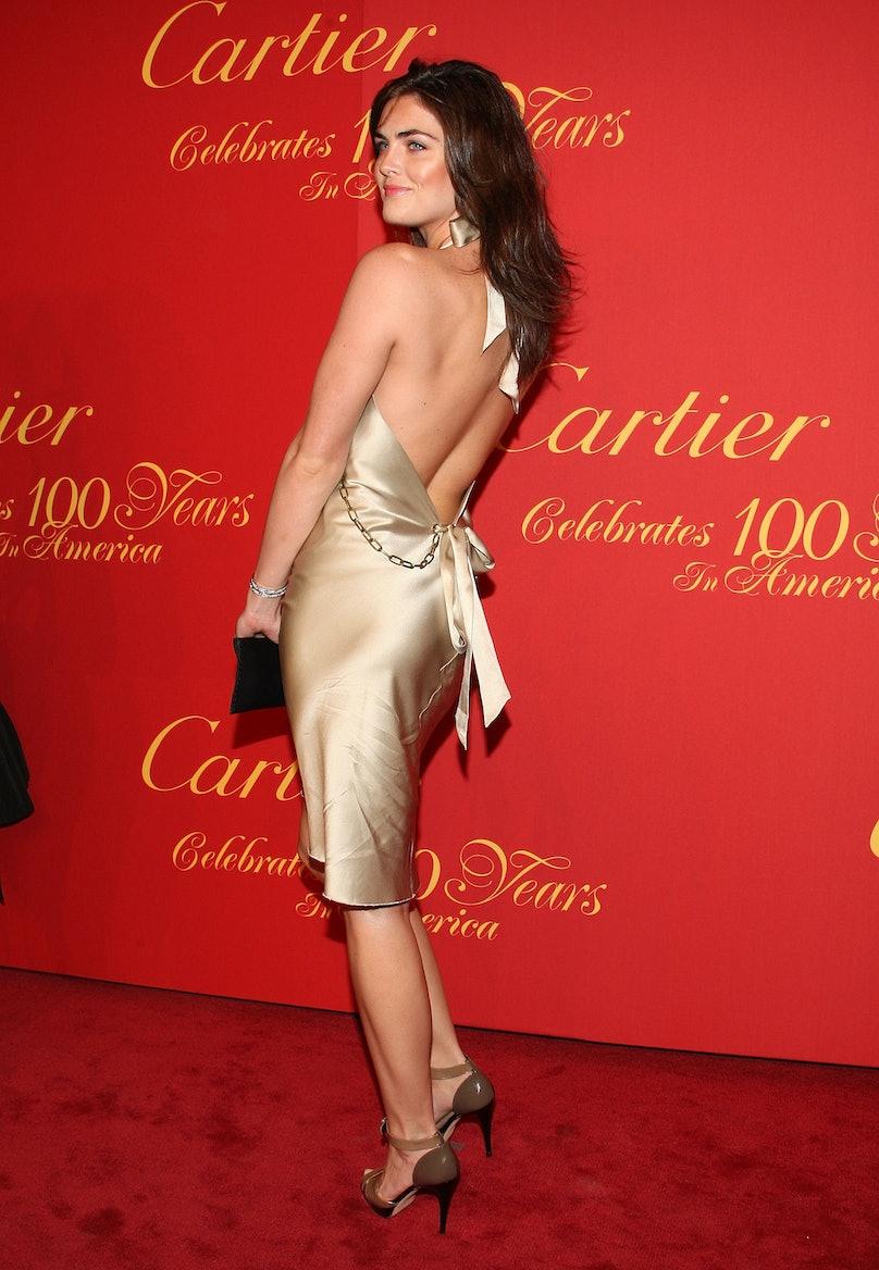 Cartier 100th Anniversary in America Celebration - Red Carpet