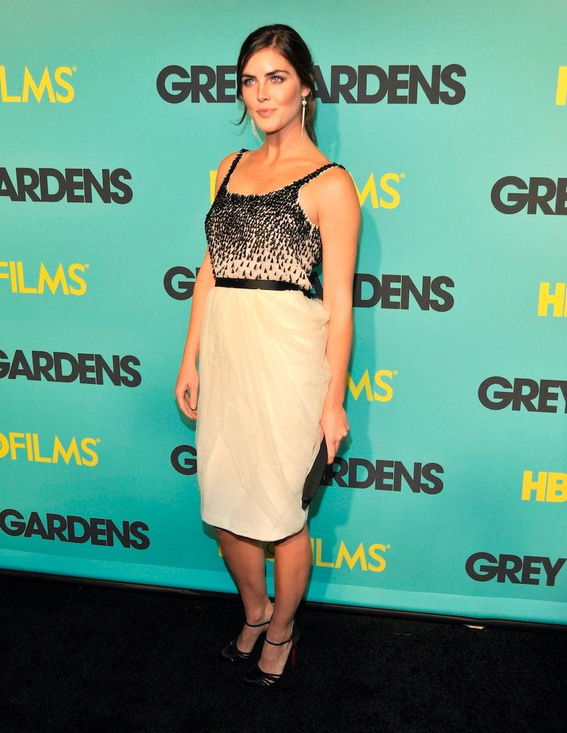 "HBO Films Presents ""Grey Gardens"" New York Premiere - Inside Arrivals"