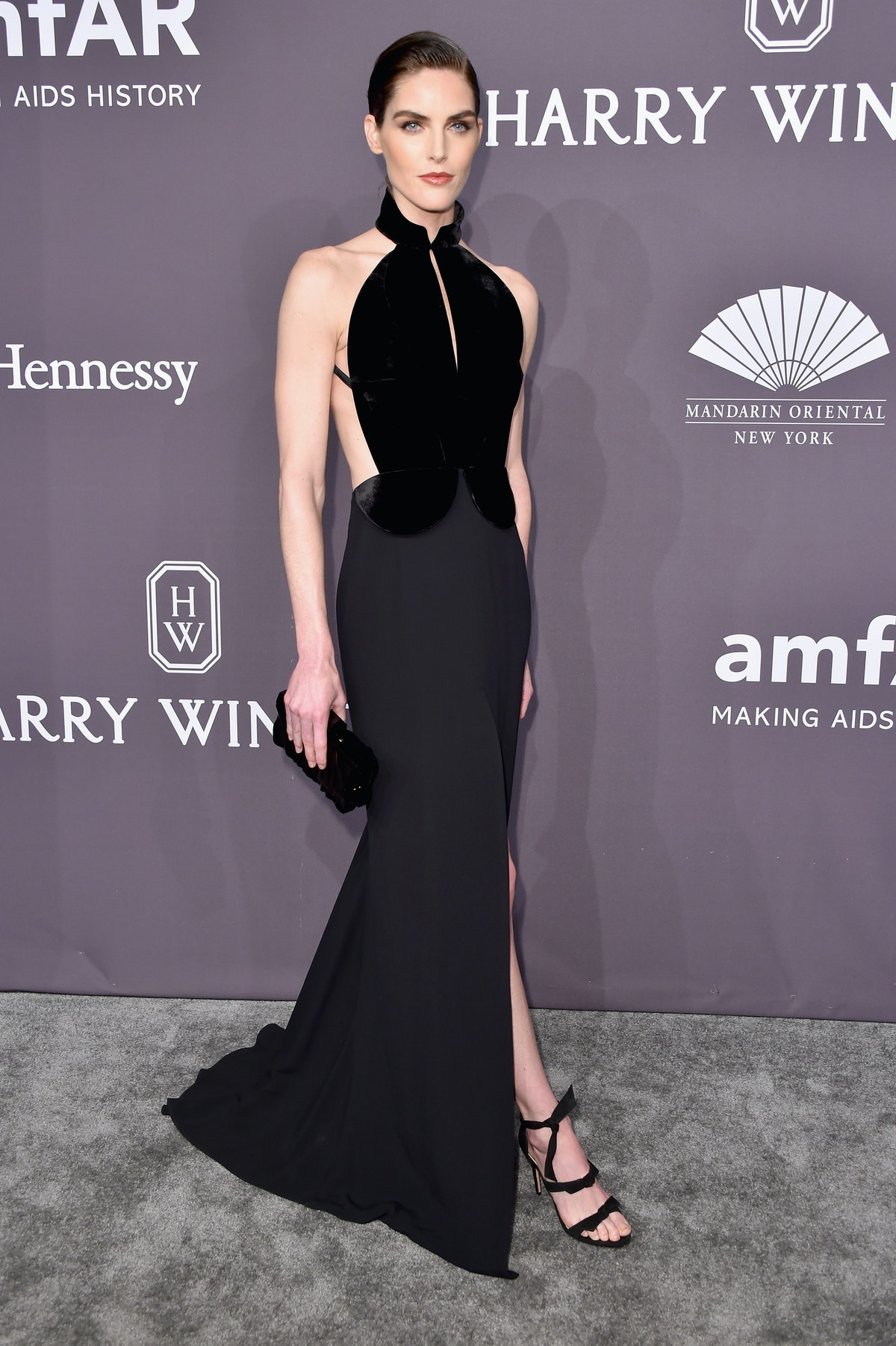 19th Annual amfAR New York Gala - Arrivals