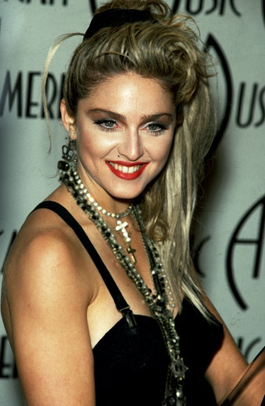 Madonna at the 1985 American Music Awards
