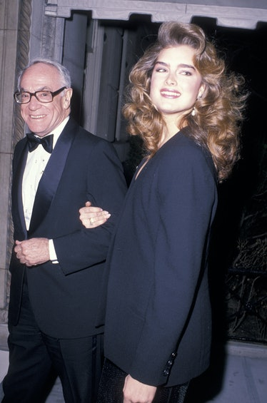 Ann Getty Apartment Party - February 16, 1989