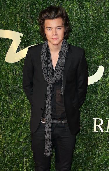 British Fashion Awards 2013 - Red Carpet Arrivals