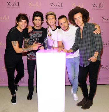 """One Direction """"You & I"""" Fragrance Launch"""