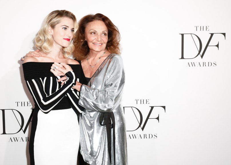 8th Annual : DVF Awards