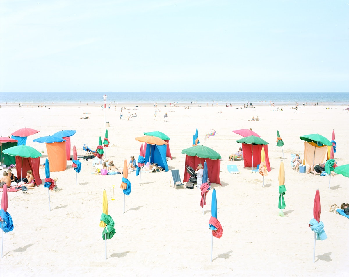 Massimo Vitali, Deauville BB, photograph, 2011, courtesy of the artist and Benrubi Gallery.jpg