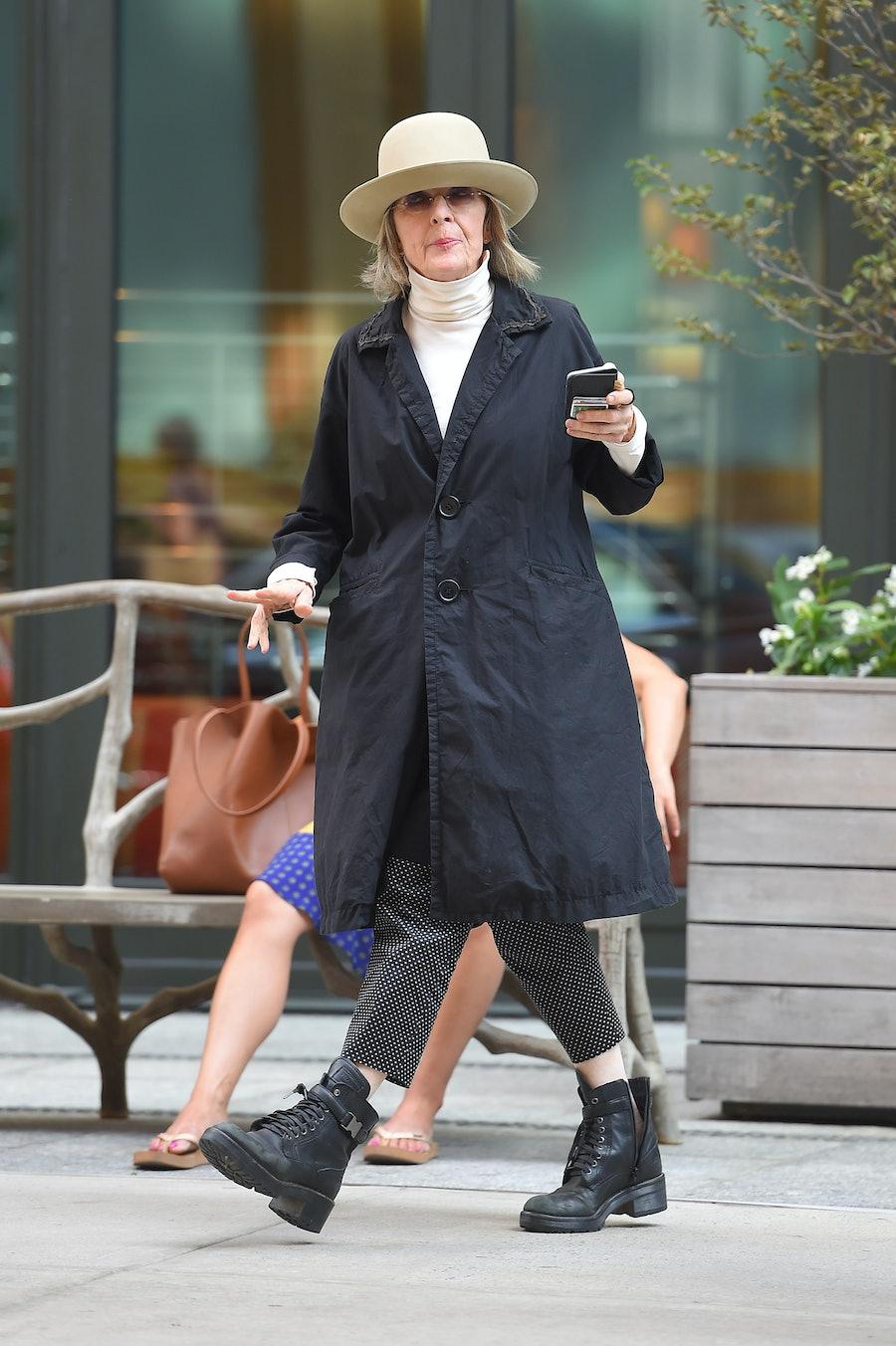 BuzzFoto Celebrity Sightings In New York - July 28, 2015