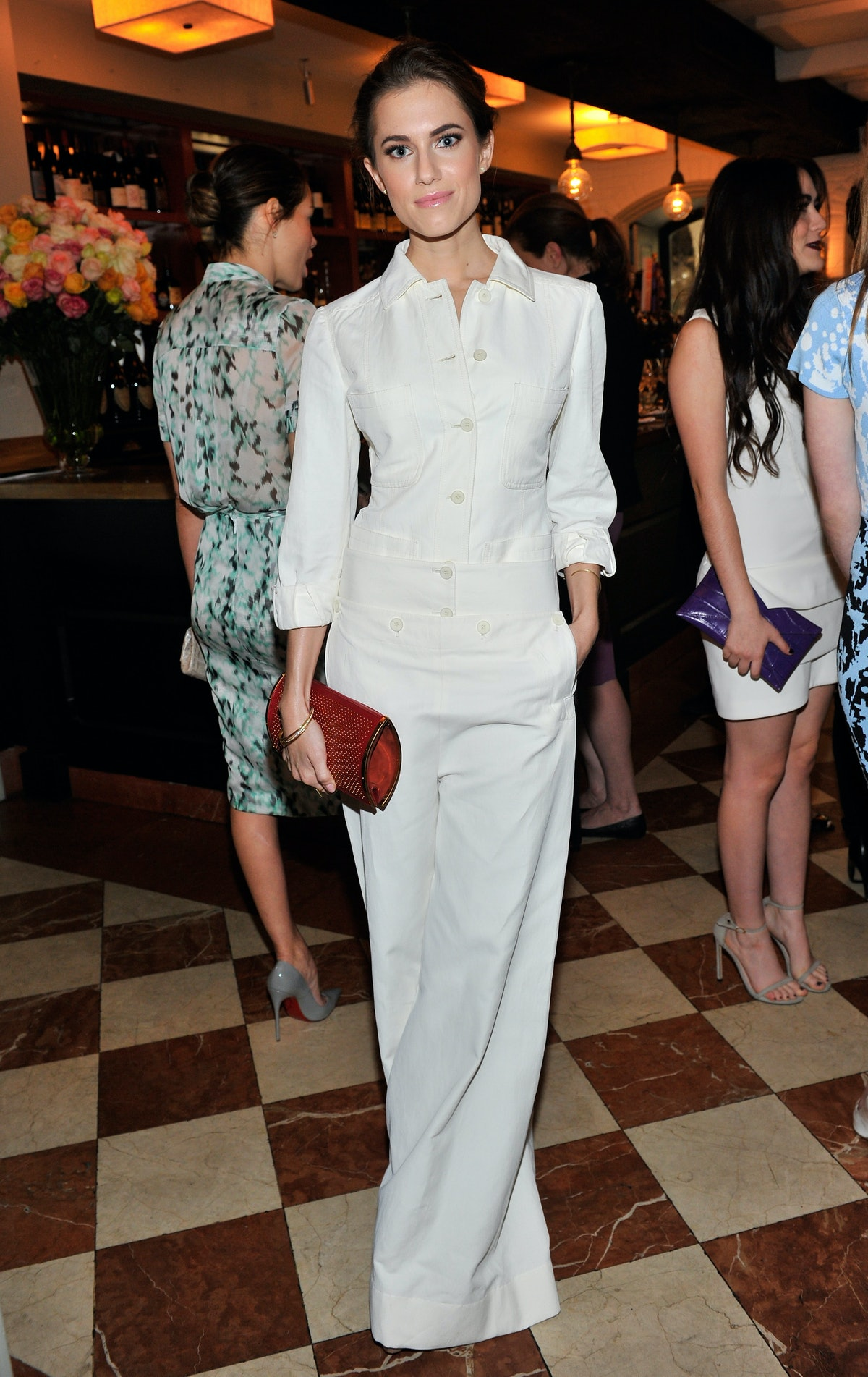 Lynn Hirschberg Celebrates W's It Girls with Piaget and Dom Perignon