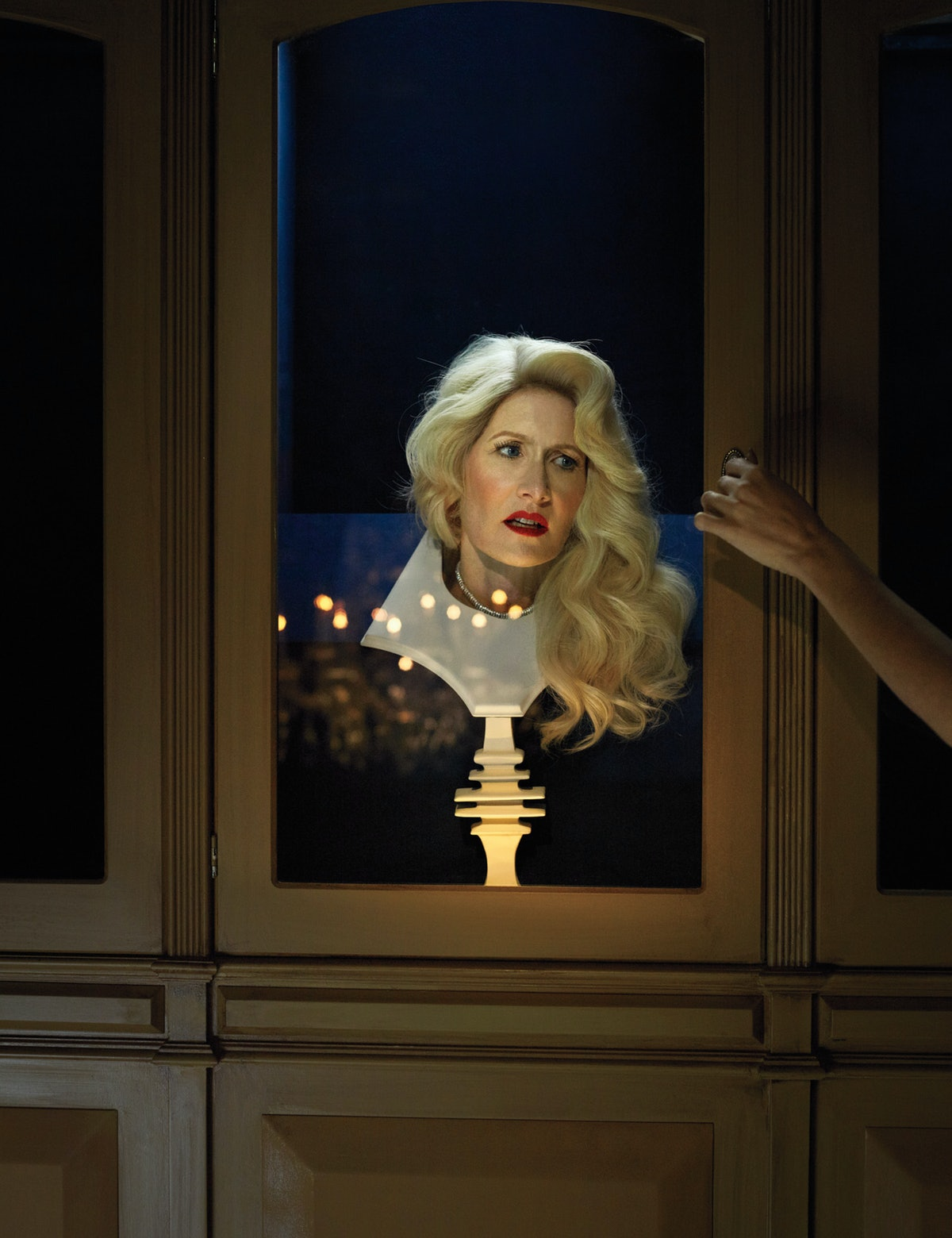 David Lynch - May 2017 - The Jewels in His Crown- Laura Dern