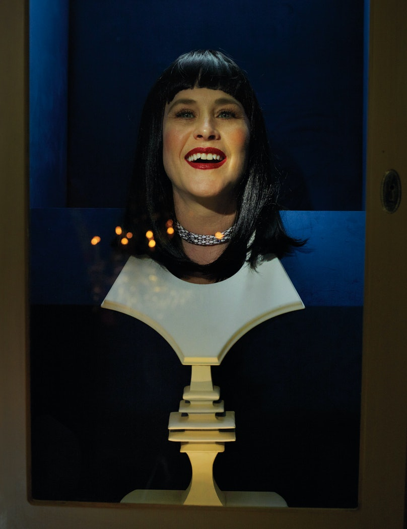 David Lynch - May 2017 - The Jewels in His Crown - Patricia Arquette