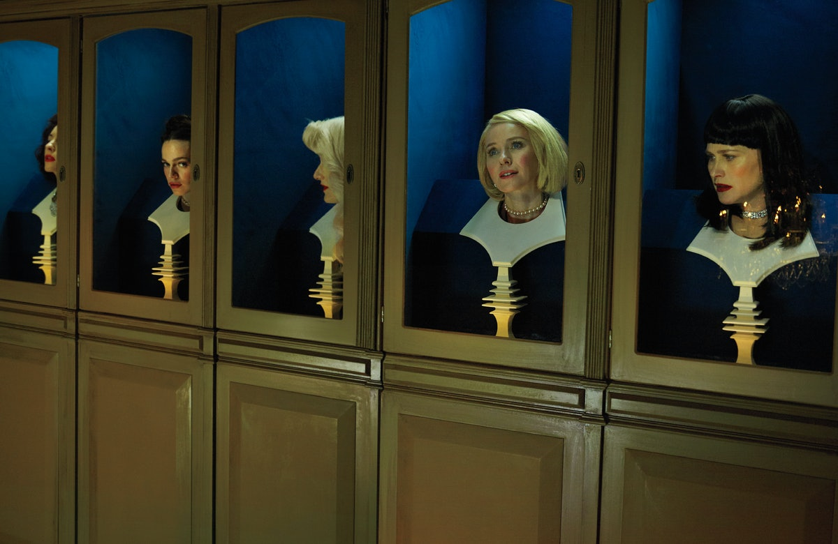 David Lynch - May 2017 - The Jewels in His Crown