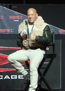 """xXx: Return of Xander Cage"" Beijing Press Conference"