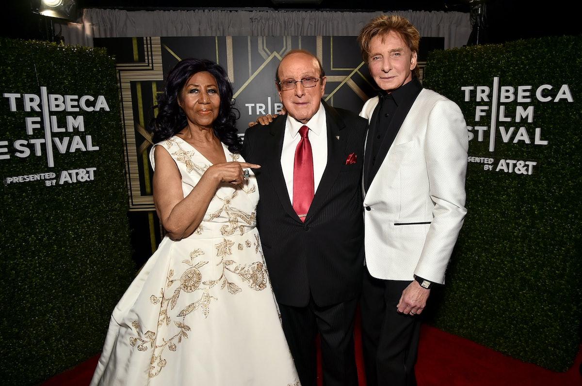 """Clive Davis: The Soundtrack Of Our Lives"" Premiere Arrivals - 2017 Tribeca Film Festival"