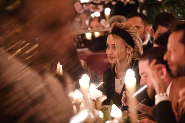 CHANEL: Tribeca Film Festival Artists Dinner
