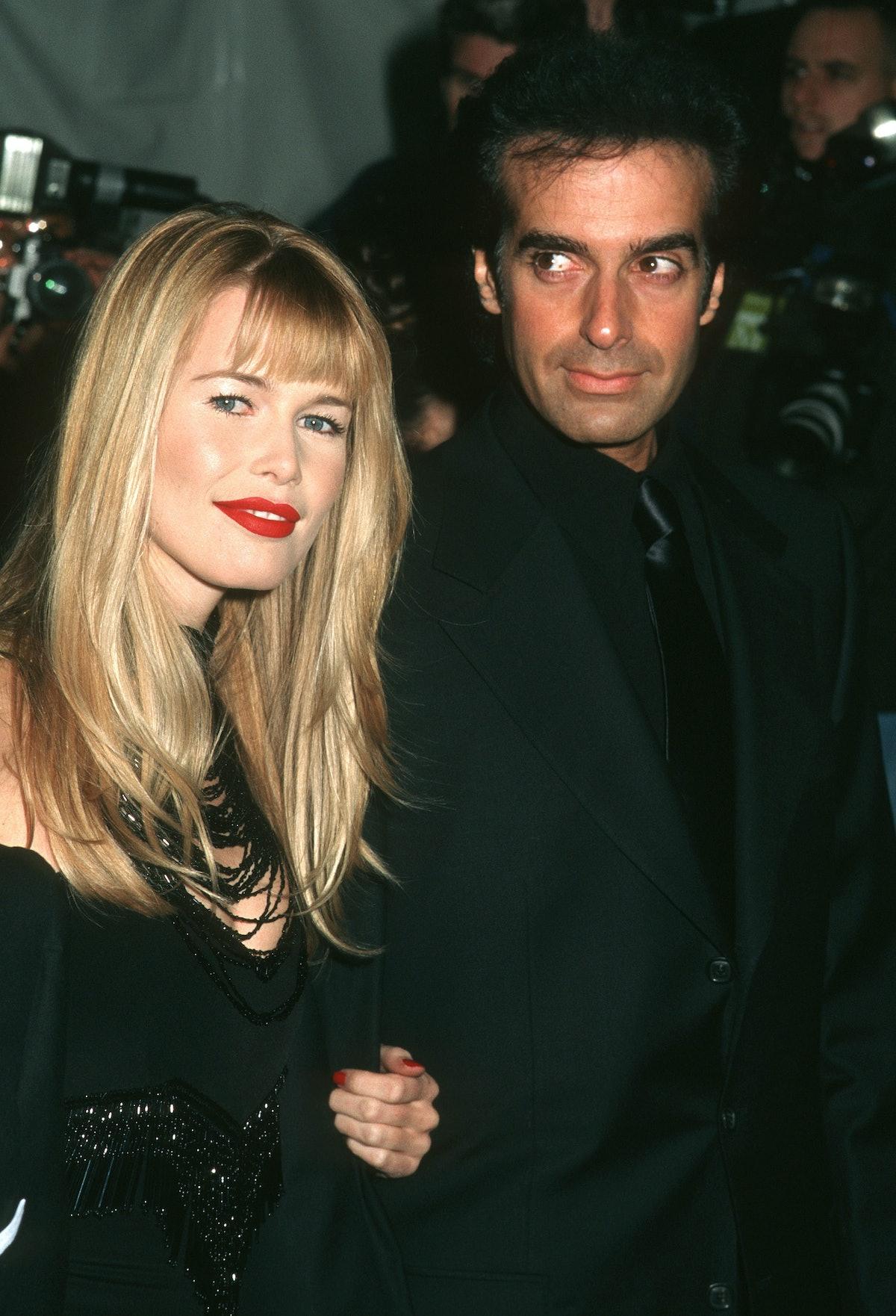 The Costume Institute Gala'a Gianni Versace Exhibit - December 8, 1997