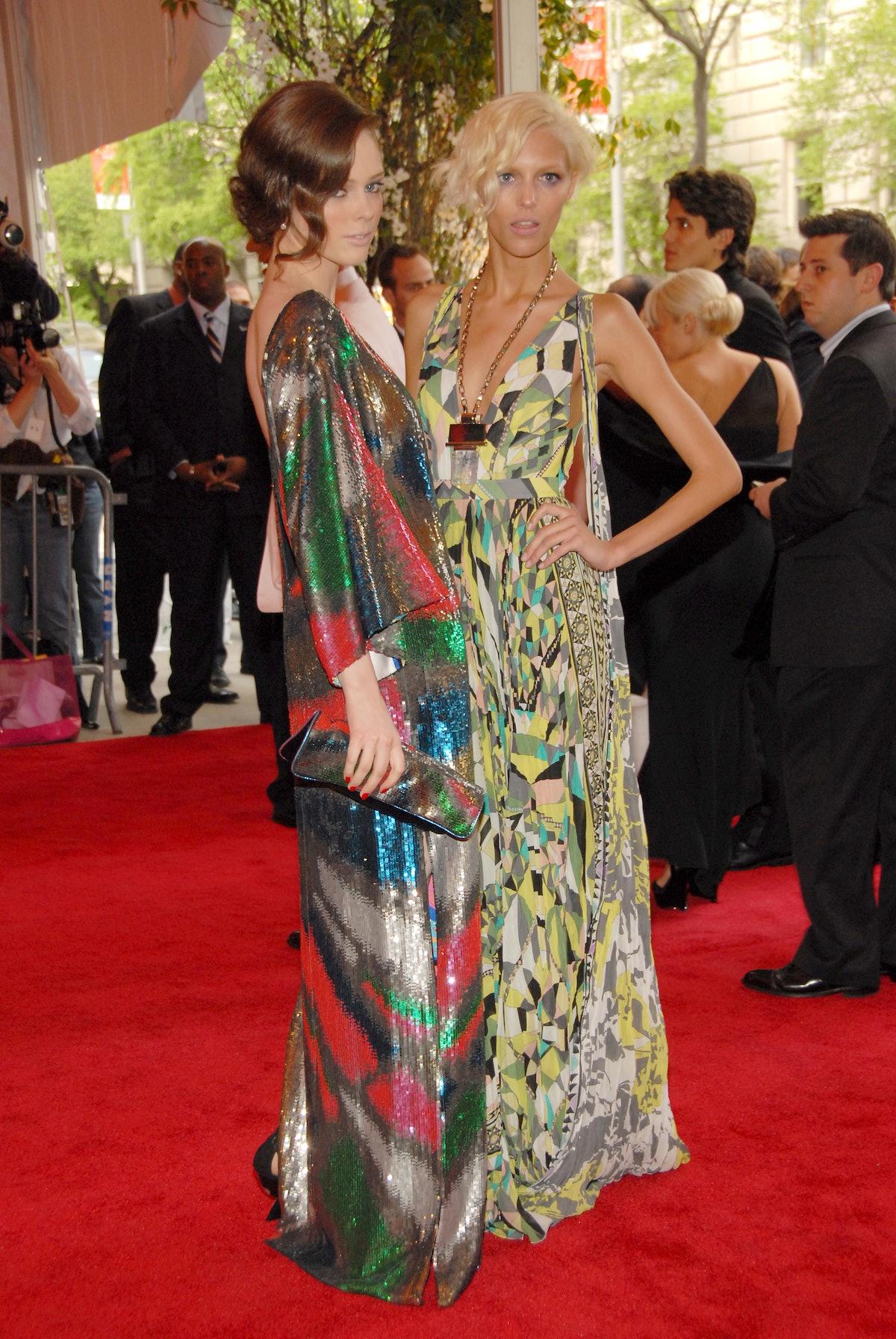 """Superheroes: Fashion and Fantasy"" Costume Institute Gala at The Metropolitan Museum of Art - Arriva..."