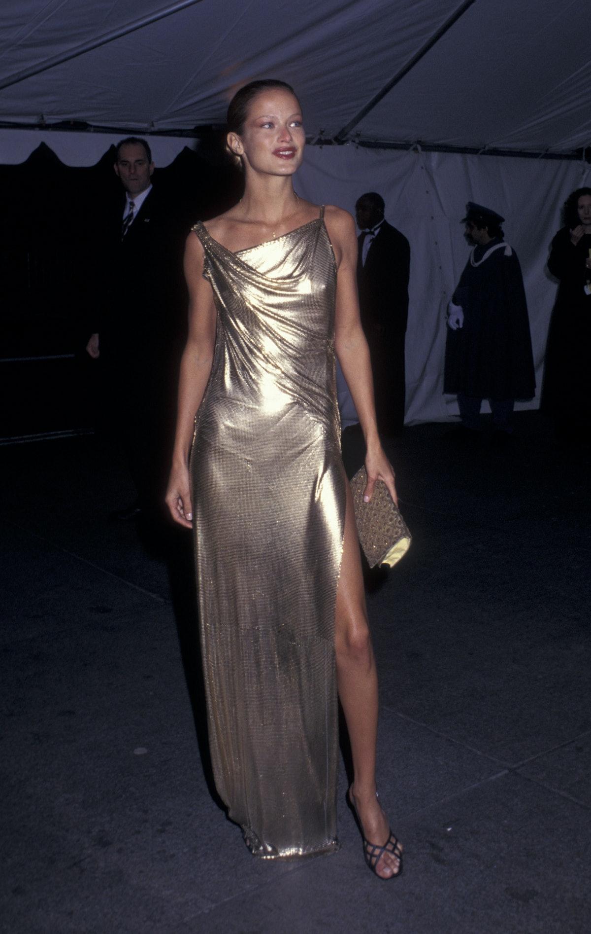 Metropolitan Museum of Art Costume Institute Exhibition Gianni Versace
