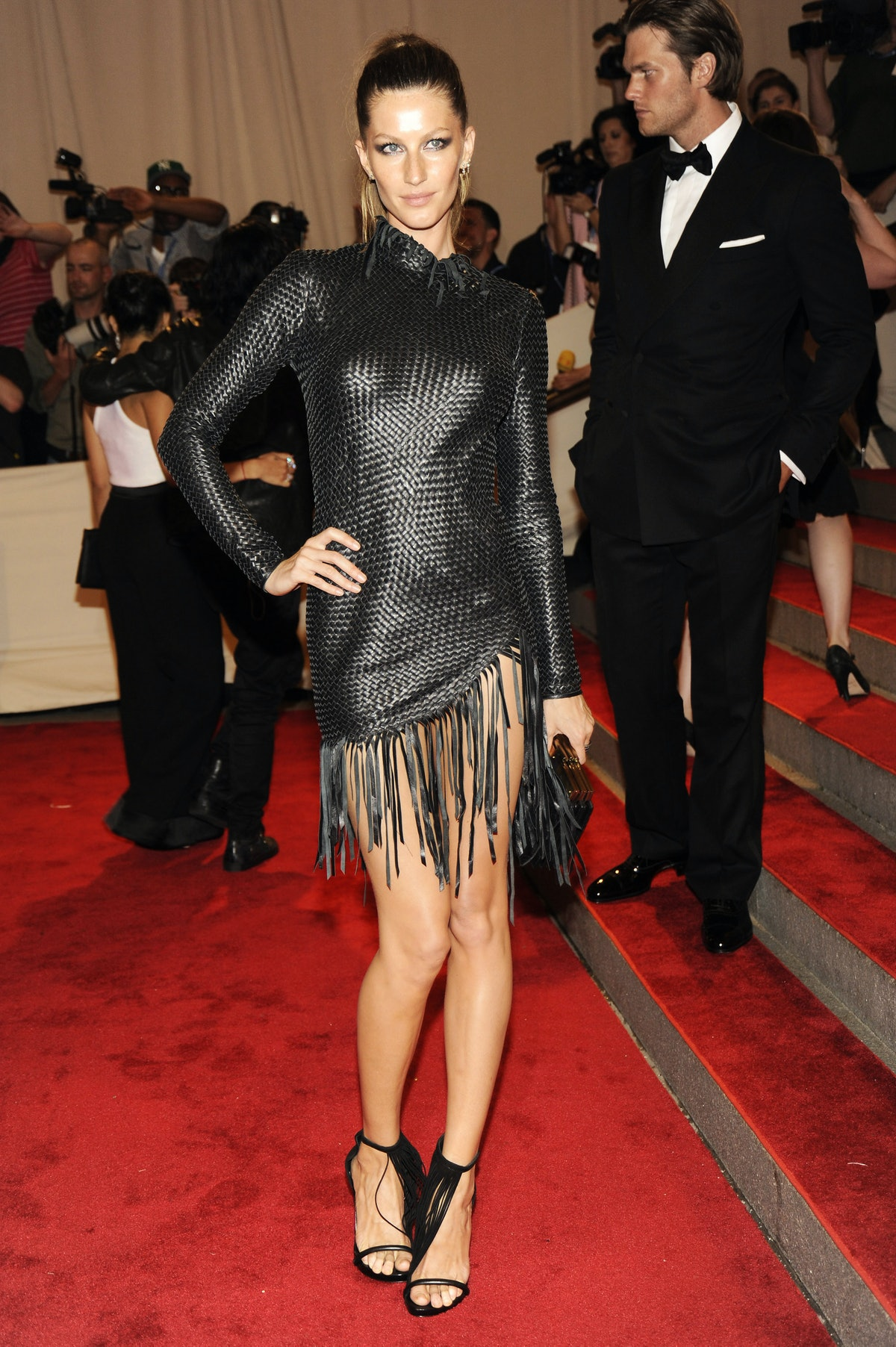 """""""American Woman: Fashioning A National Identity"""" Costume Institute Gala at The Metropolitan Museum o..."""