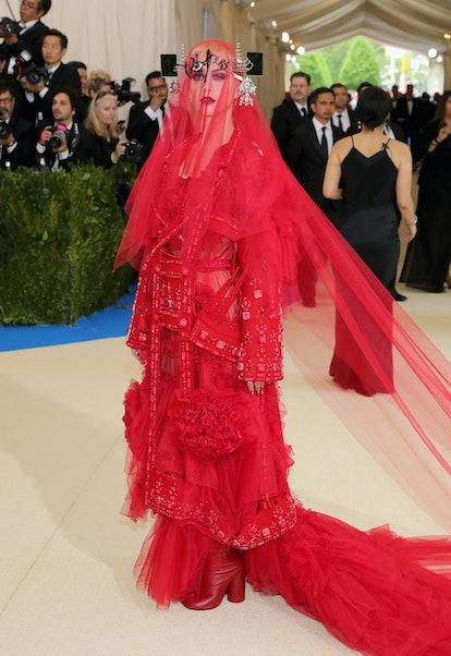 """Rei Kawakubo/Comme des Garcons: Art Of The In-Between"" Costume Institute Gala - Arrivals"
