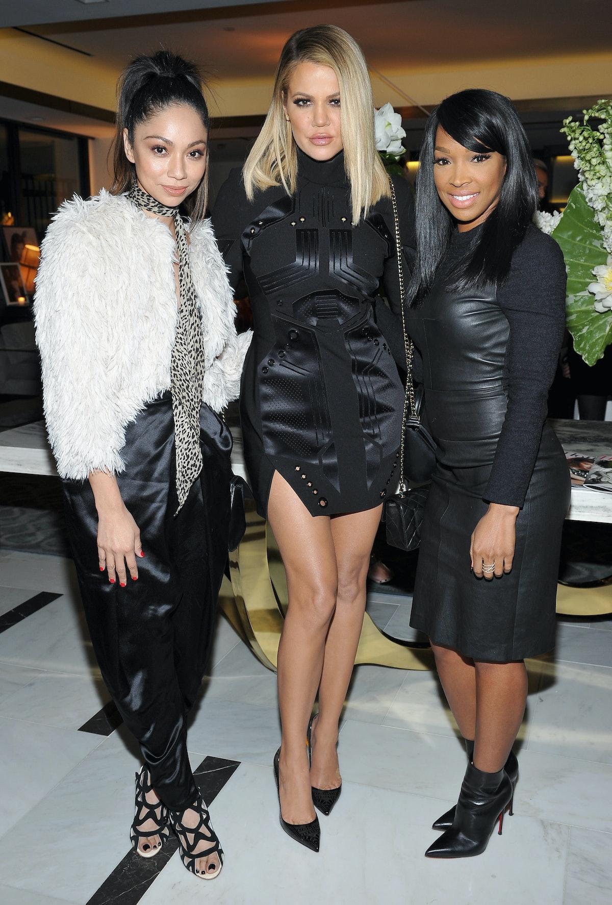 Khloe Kardashian and Monica Rose
