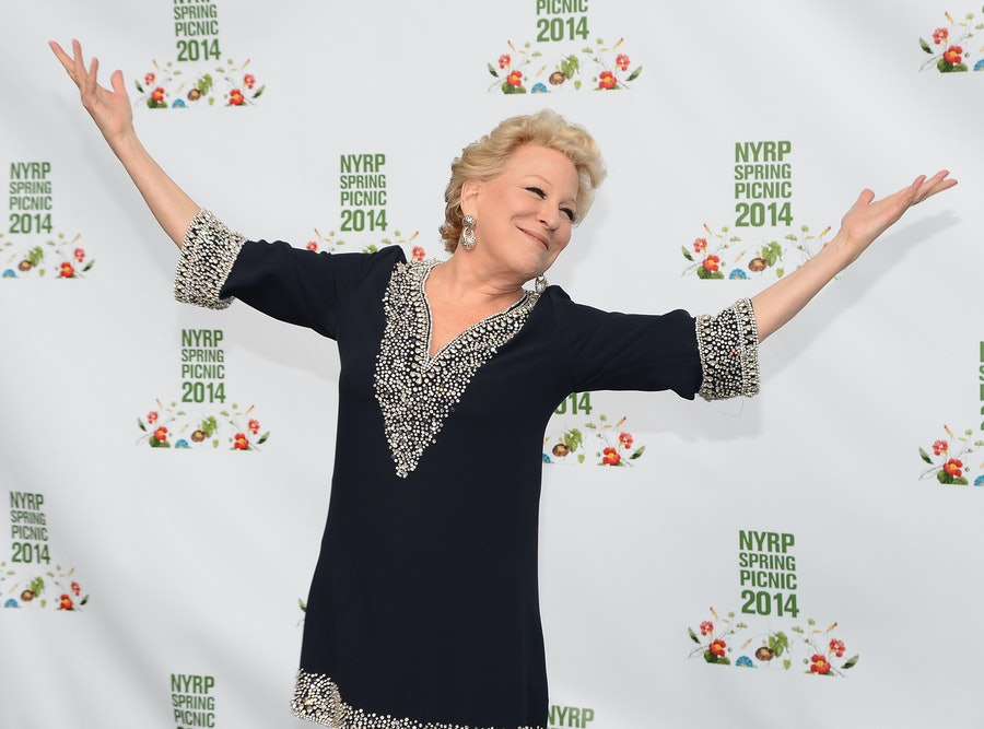 Bette Midler's NYRP 13th Annual Spring Picnic