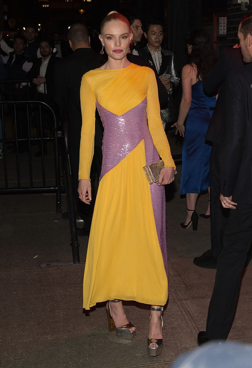 """""""Rei Kawakubo/Comme des Garcons: Art Of The In-Between"""" Costume Institute Gala - After Parties"""