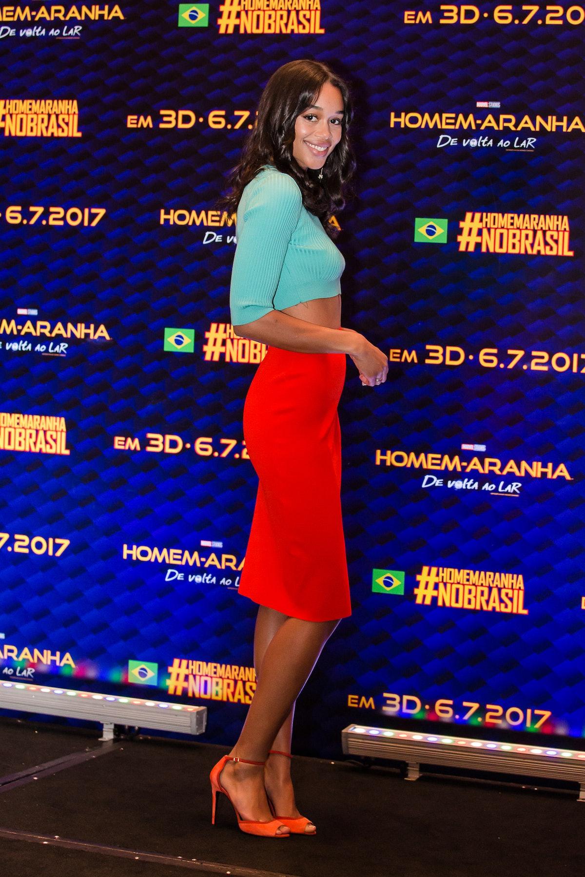 Laura Harrier