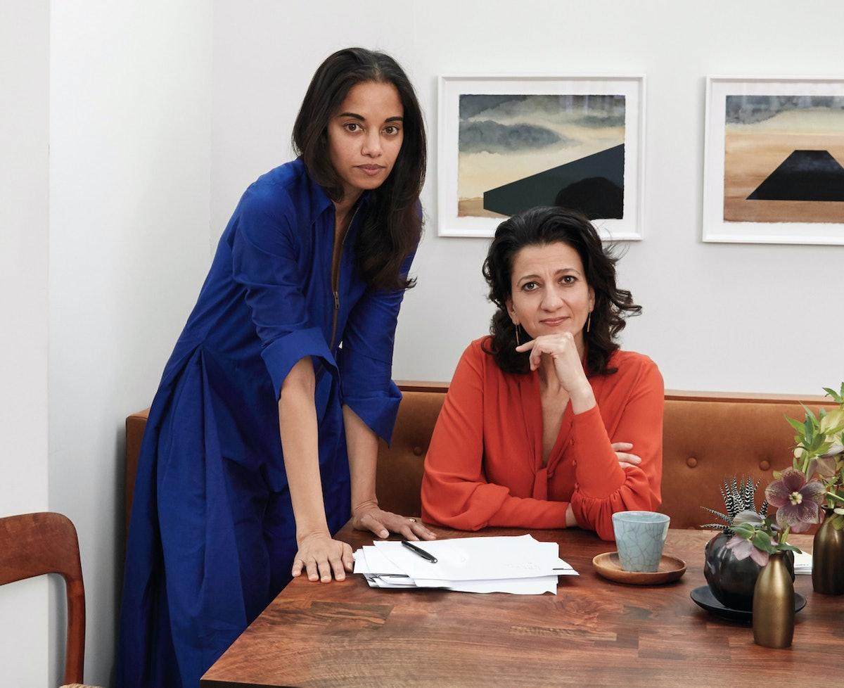 Philanthropists - June 2017 - Mala Gaonkar and Sema Sgaier