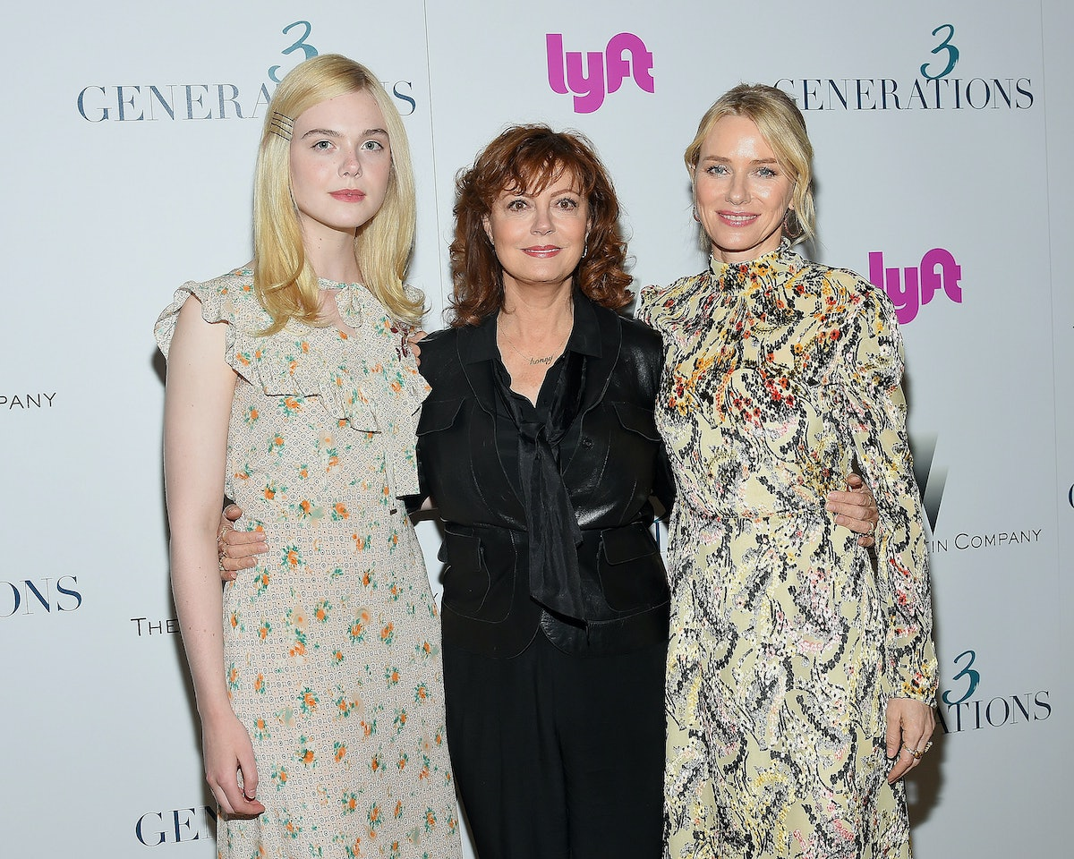 """The Weinstein Company Hosts A Screening Of """"3 Generations"""""""