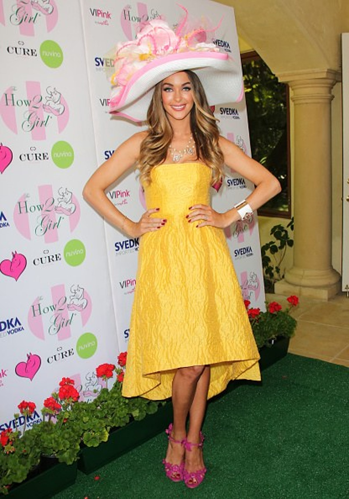 2nd Annual How2Girl Kentucky Derby Ladies Luncheon
