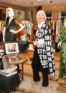 Linda's at Bergdorf Goodman: Shop Opening Celebration