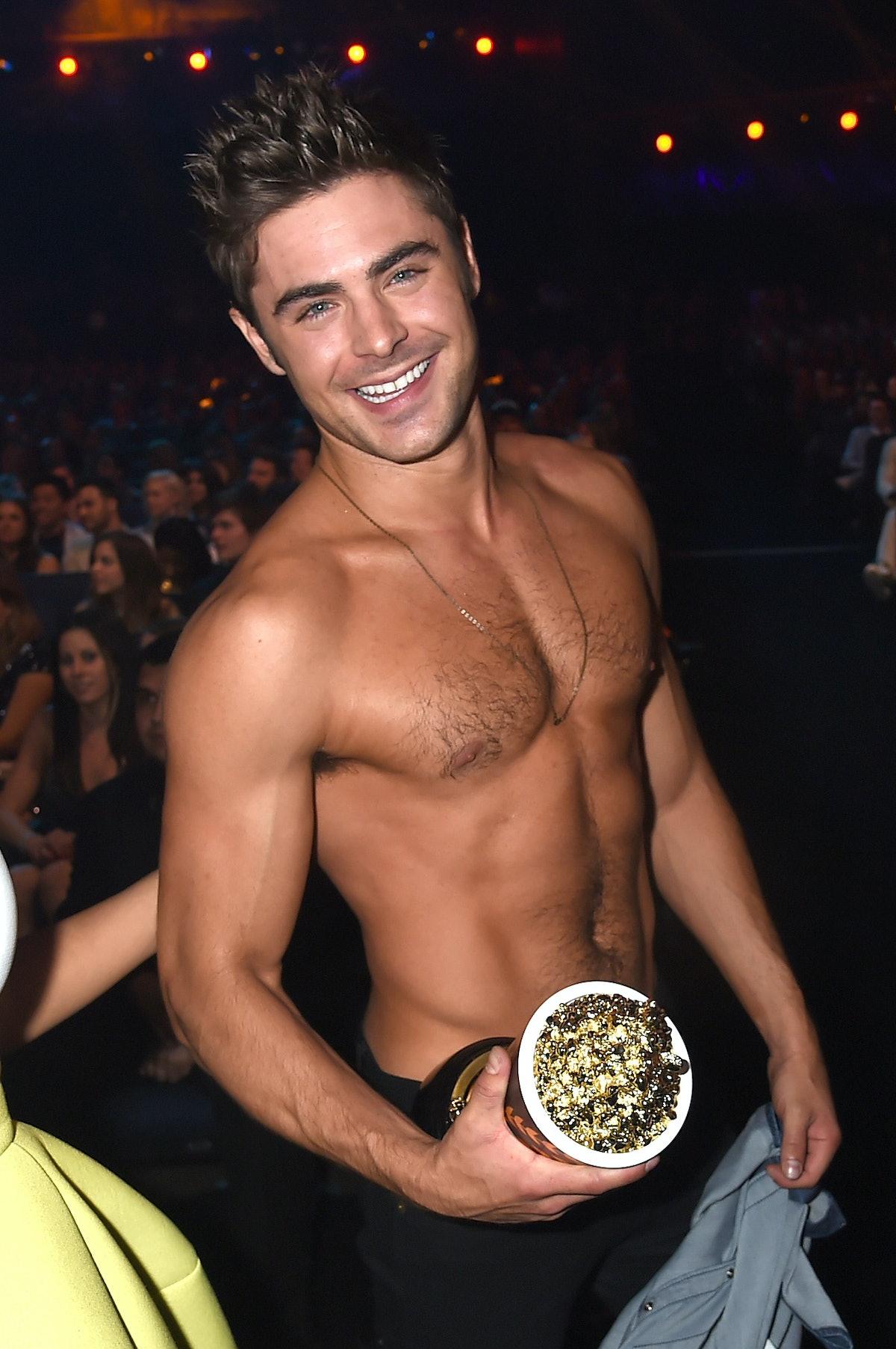 2014 MTV Movie Awards - Backstage & Audience