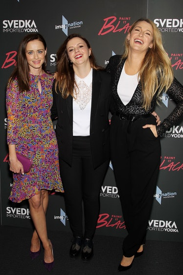 """The New York Premiere of """"Paint It Black"""" Presented by SVEDKA Vodka"""