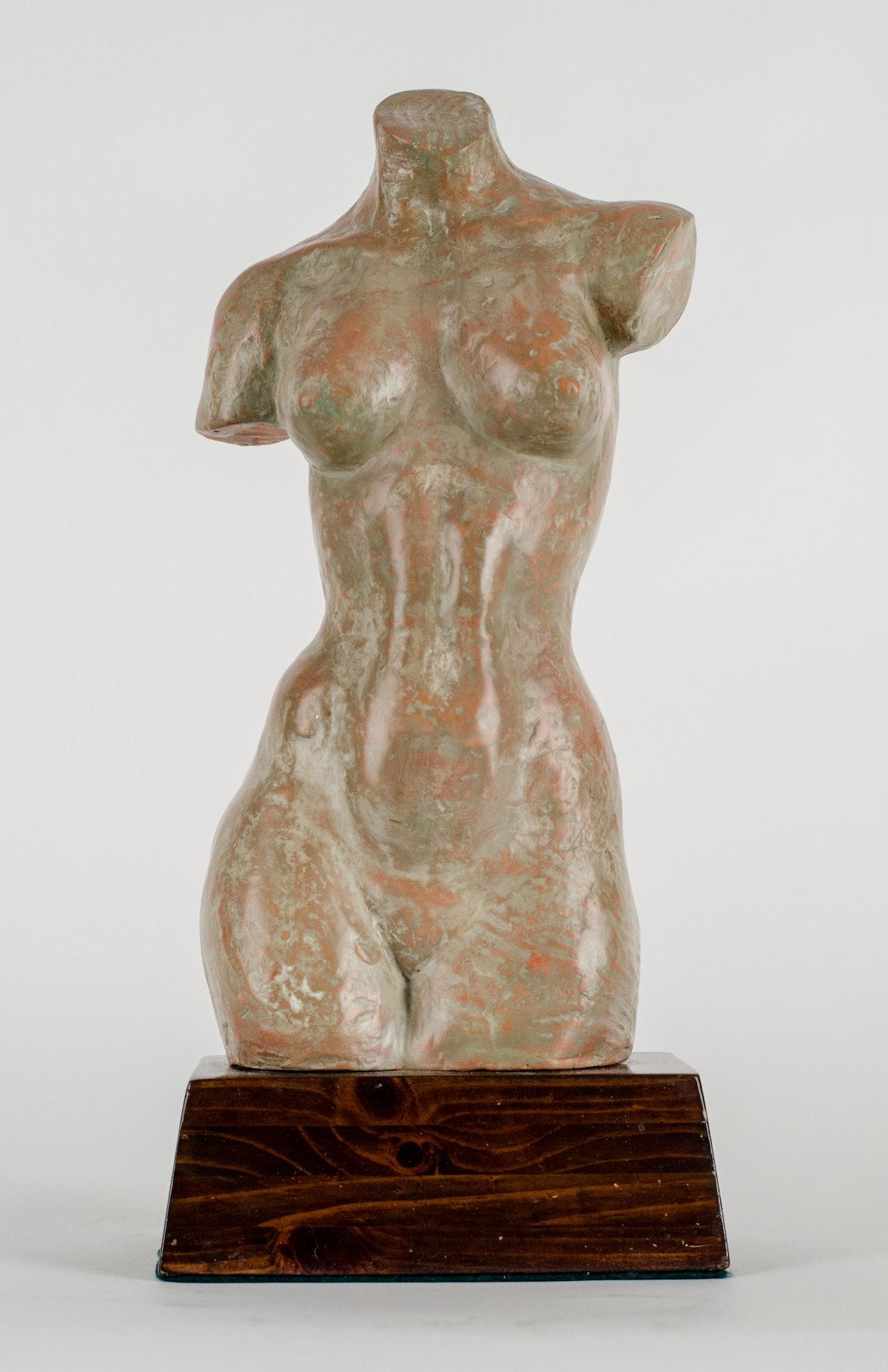 Fawcett, Nude Torso (hydrastone), n.d., photo by Maryhelen Murray.jpg