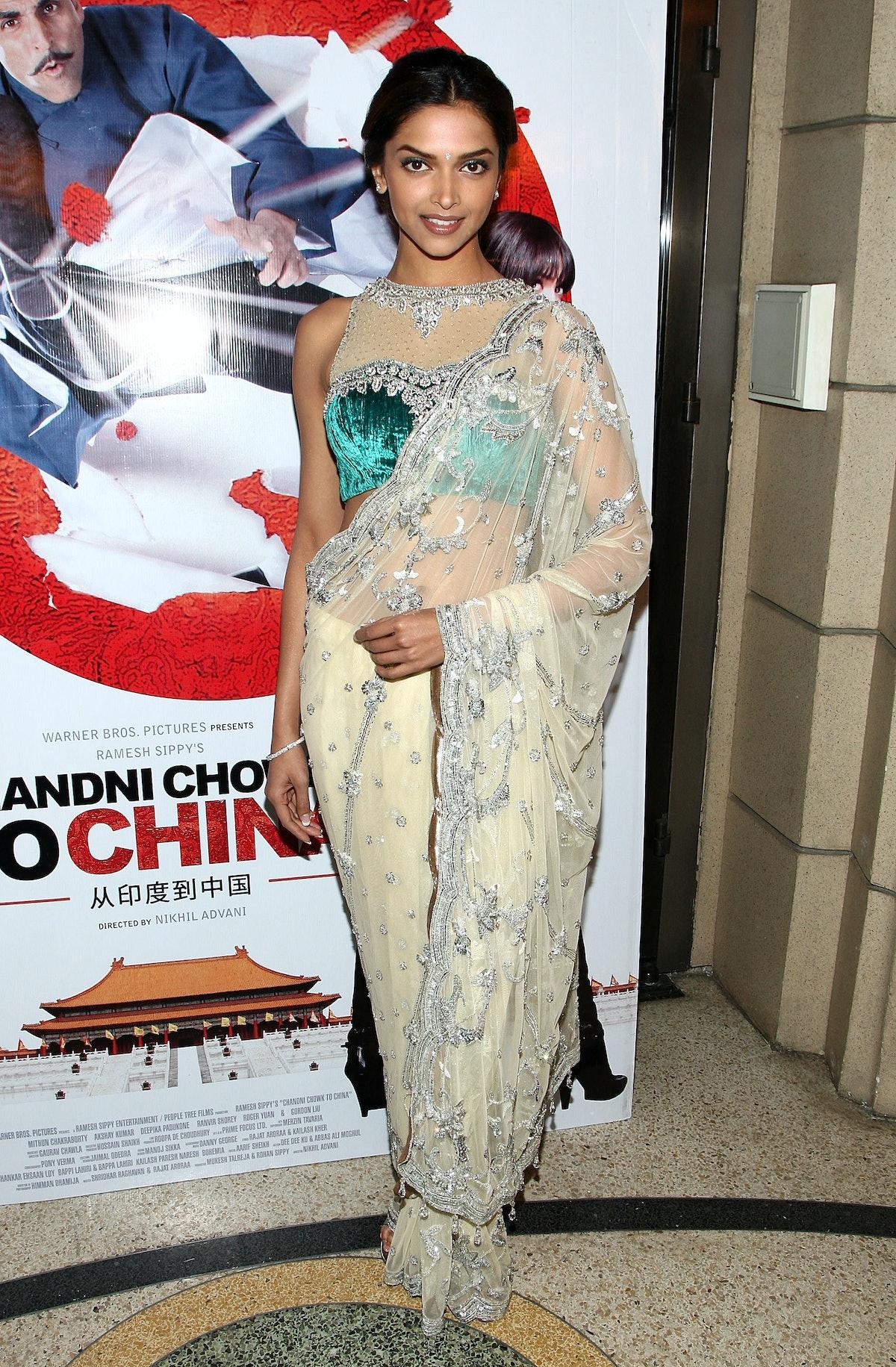 "Premiere Of Warner Bros. ""Chandni Chowk To China"""
