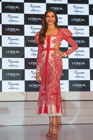 L'Oreal Paris Unveils The Cannes Collection 2017 With Deepika Padukone