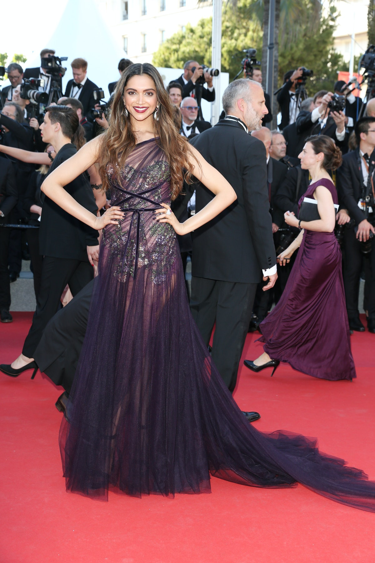 """""""Ismael's Ghosts (Les Fantomes d'Ismael)"""" & Opening Gala Red Carpet Arrivals - The 70th Annual Canne..."""