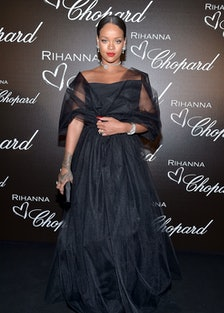 Chopard Dinner in Honour of Rihanna and The Rihanna X Chopard Collection - The 70th Annual Cannes Fi...