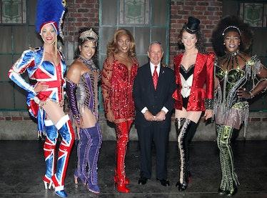 Celebrities Visit Broadway - July 2, 2013